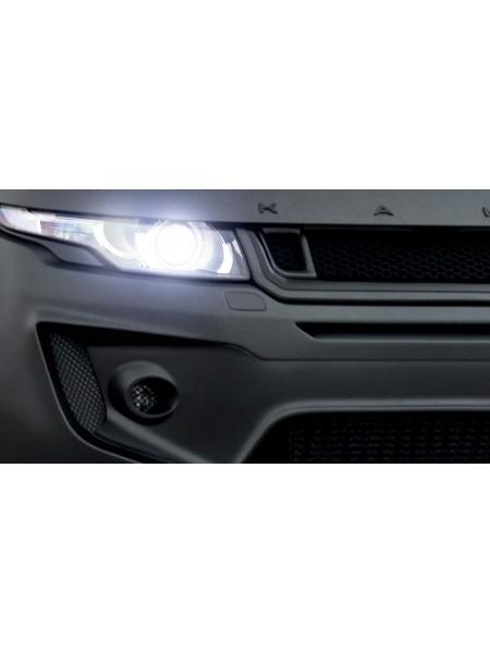 Замена противотуманных фар переднего бампера для Range Rover Evoque 2015