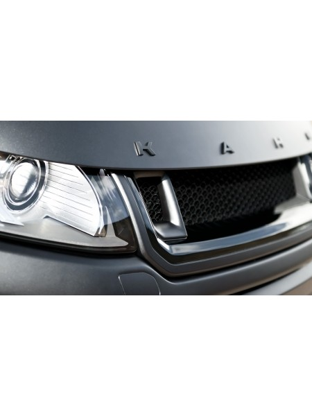 Передняя решетка с 3D-сеткой от Kahn Design для Range Rover Evoque