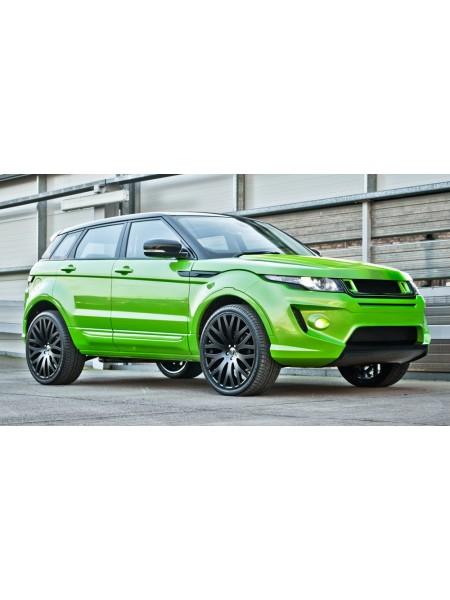 Тюнинговый комплект LE от Kahn Design для Range Rover Evoque