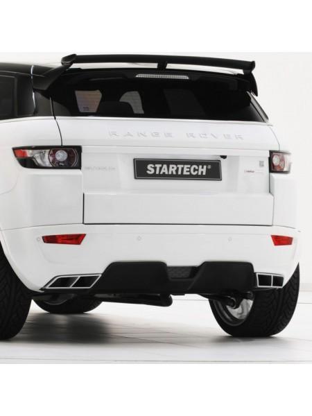STARTECH Задний бампер PUR R-RIM для Range Rover Evoque