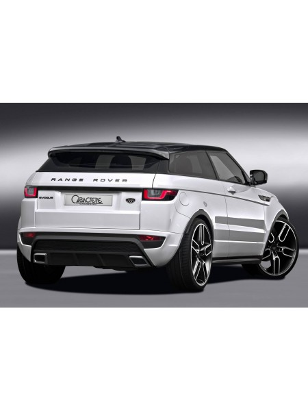 Задний бампер Caractere для Range Rover Evoque 2016