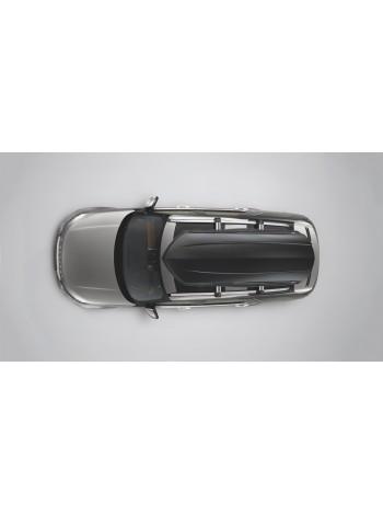 Большой спортивный бокс на крышу для Land Rover Discovery 3