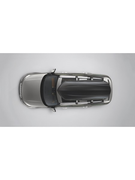 Большой спортивный бокс на крышу для Range Rover 2013