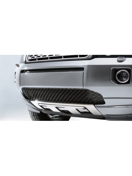 Декоративная накладка нижняя на передний бампер для Land Rover Freelander 1