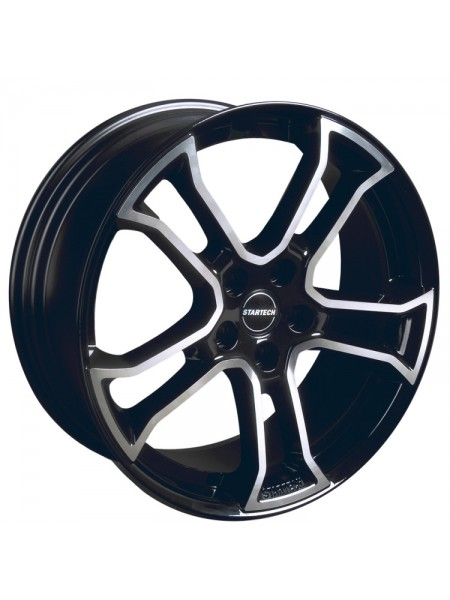 "STARTECH Диск колесный MONOSTAR R black 20"" для Range Rover Sport 2010-2013"