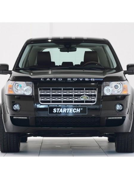 STARTECH Накладка на передний бампер для Land Rover Freelander 2