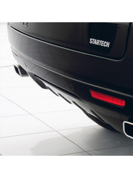 STARTECH Накладка на задний бампер для Land Rover Freelander 2