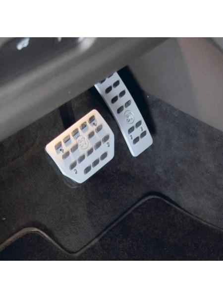 STARTECH Алюминиевые накладки на педали для Land Rover Freelander 2