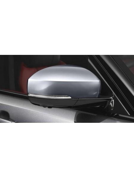 Набор крышек на корпус зеркала Noble Chrome для Range Rover L405