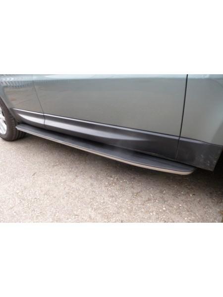 Боковая подножка ступень LH - (левая) для Range Rover