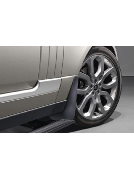 Комплект молдингов крыла для выездных подножек для Range Rover