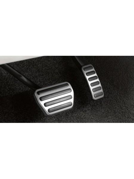 Комплект накладок на педали для Range Rover Sport 2010-2013