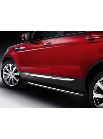 Боковая ступень для Range Rover Evoque для комплектации Pure