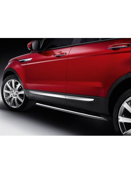 Боковая ступень для  Range Rover Evoque