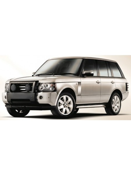 Накладка на передний бампер для Range Rover 2002-2009