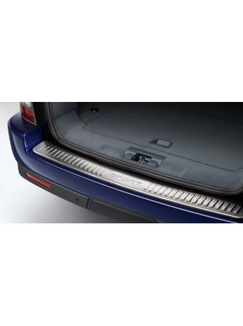 Декоративная накладка на задний бампер для Range Rover Sport 2005-2009