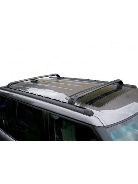 Комплект продольных и  поперечных рейлингов на крышу  для Range Rover 2002-2009