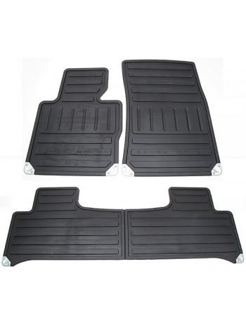 Резиновые ковры салона для Range Rover 2002-2009