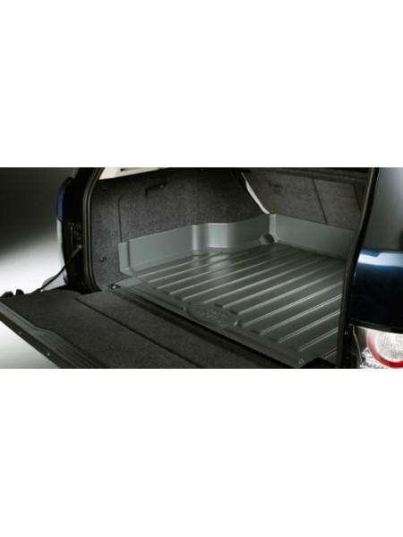 Резиновый ковёр багажного отделения  с бортами для Range Rover 2002-2009