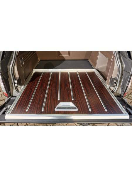 Комплект для сдвижного пола  Macassar Wood для Range Rover 2010-2012