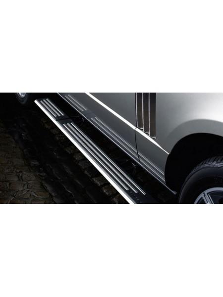 Комплект проводки выездных  подножек для Range Rover 2010-2012