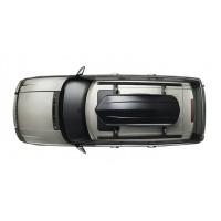 Багажный бокс на крышу багажника,  Black 320 L  для Range Rover 2010-2012