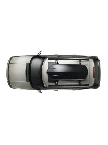 Багажный бокс на крышу багажника,  Black 320 L  для Range Rover 2002-2009