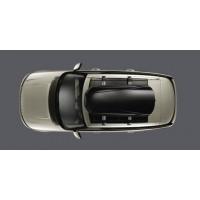 Багажный бокс на крышу багажника,  Gloss Black 410 для Range Rover 2010-2012