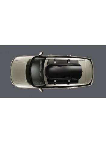 Багажный бокс на крышу багажника,  Gloss Black 410 для Land Rover Discovery 3