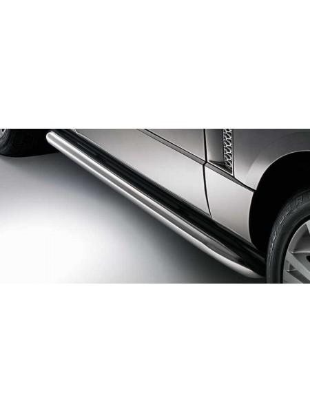 Боковые защитные трубы для Range Rover 2010-2012