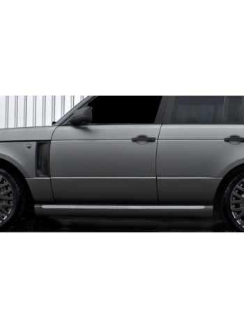 RS пара боковых юбок от Kahn Design для Range Rover L405