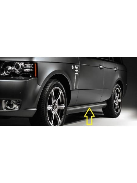 Комплект боковых накладок на пороги для Range Rover Autobiography