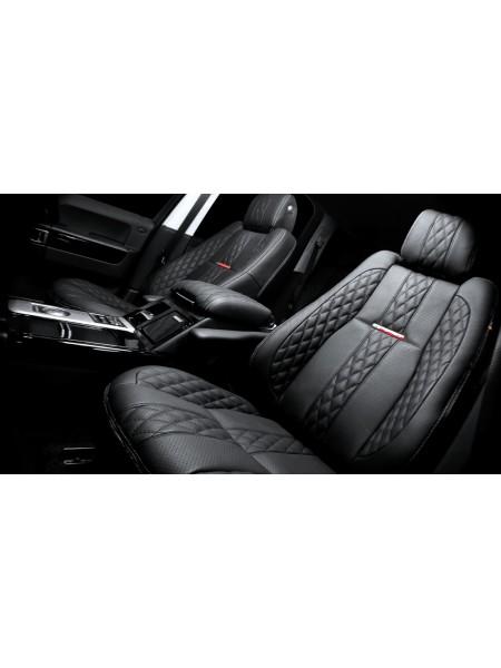 RS кожаный салон (передние и задние сиденья) от Kahn Design для Range Rover L405