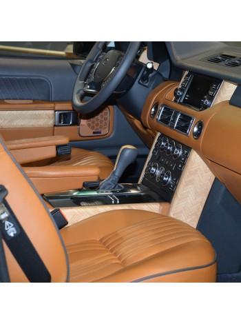 STARTECH Дерево/Карбон интерьер для Range Rover 2010-2012