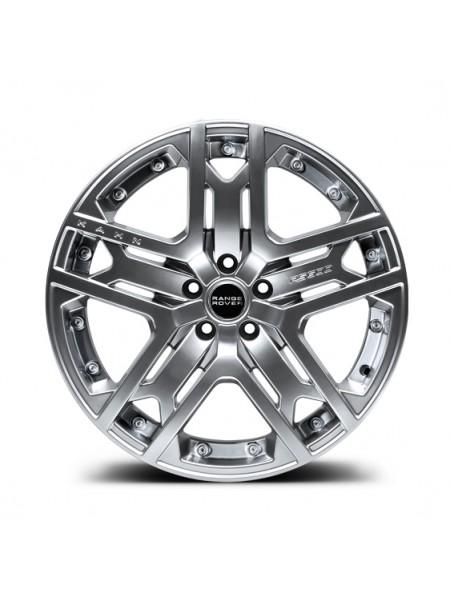 Литой диск RS 600Hyper Silver от Kahn Design для Range Rover 2010-2012