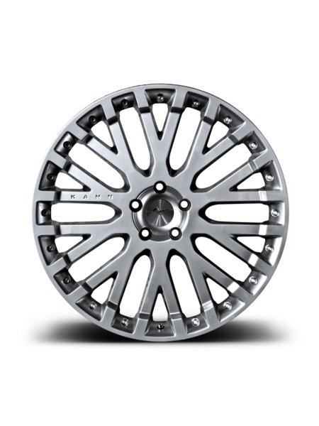 Литой диск RS-X 922 Silver Platinum от Kahn Design для Range Rover 2010-2012