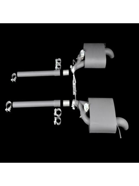 STARTECH Спортивная выхлопная система для V8 Range Rover Sport 2010-2013