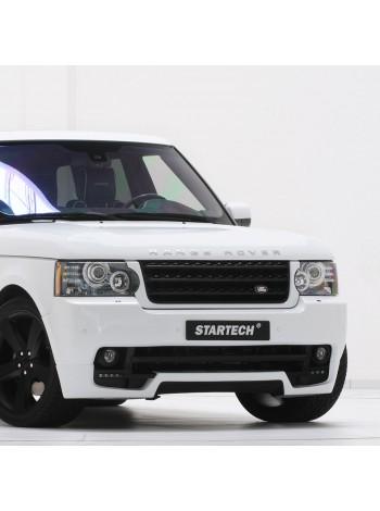 STARTECH Накладка переднего бампера для Range Rover 2010-2012