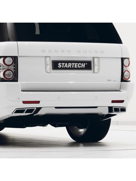 STARTECH Накладка заднего бампера для Range Rover 2010-2012