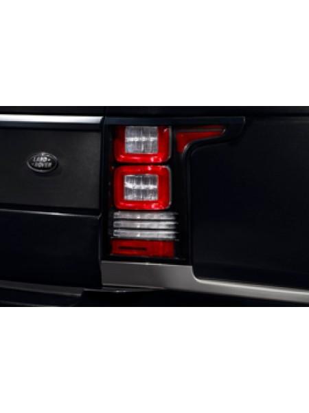 Комплект молдингов заднего бампера для Range Rover L405