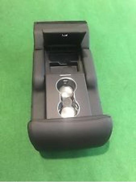 Задний подлокотник Ebony Black для Range Rover L405