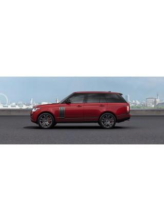 Диск колесный R-22 Dark Grey для Range Rover