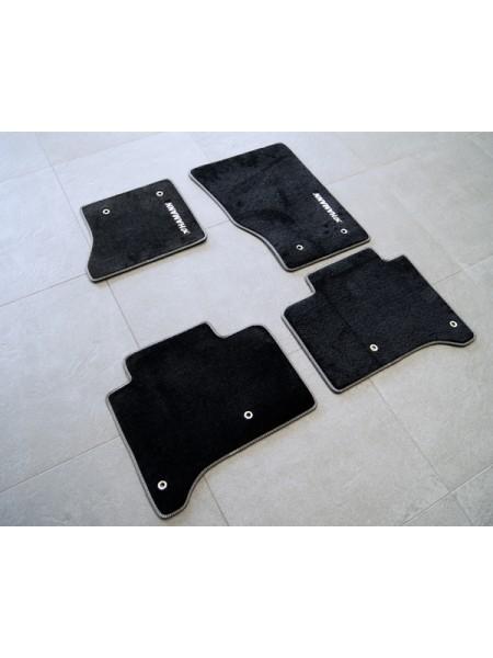 Набор ковриков HAMANN для Range Rover