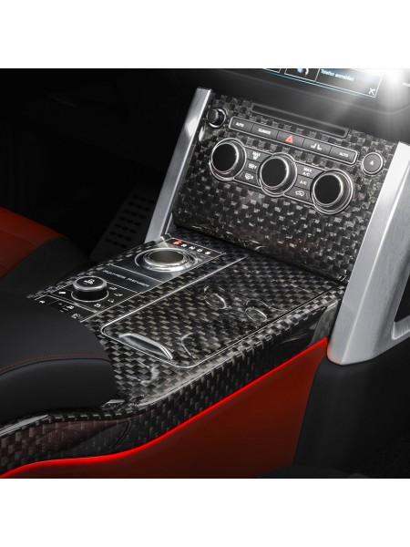 Деревянный или карбоновый интерьер от STARTECH для Range Rover 2013-2017