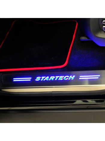 STARTECH Накладки на порог передние для Range Rover 2013-2017