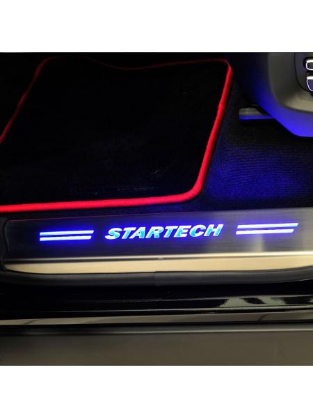 STARTECH Накладка на порог передняя для удлиненной базы для Range Rover 2013-2017