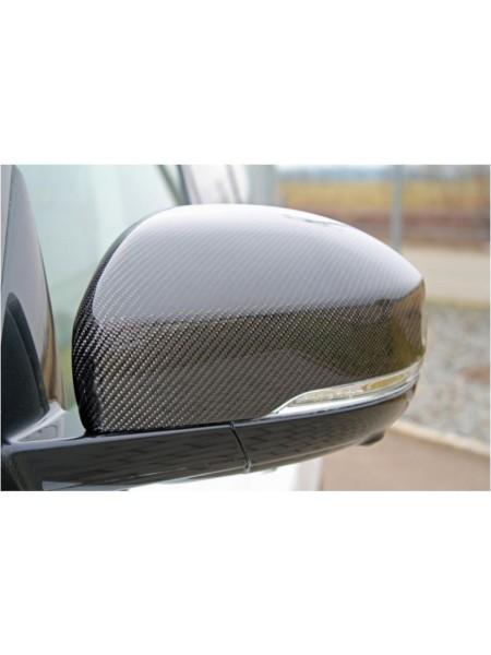 Карбоновые накладки на зеркала LUMMA для Range Rover