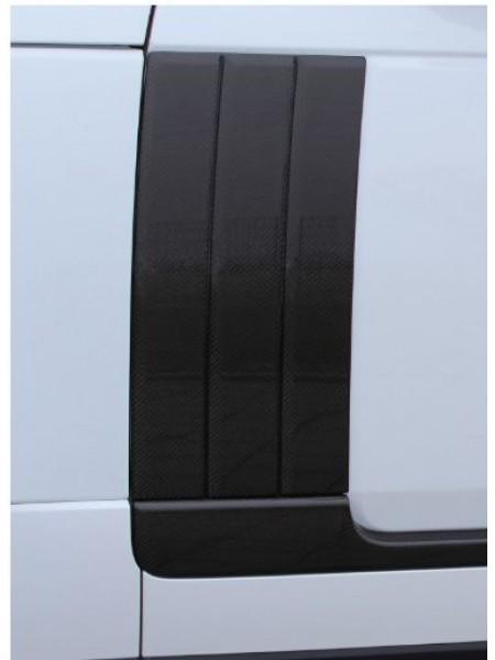 Карбоновые накладки на двери Lumma Range для Rover