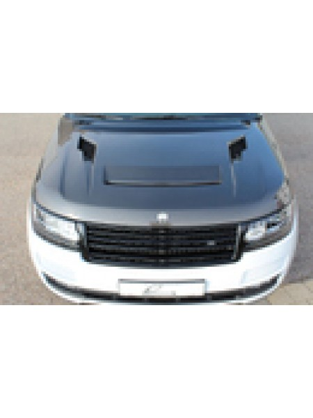 Карбоновый капот LUMMA для Range Rover