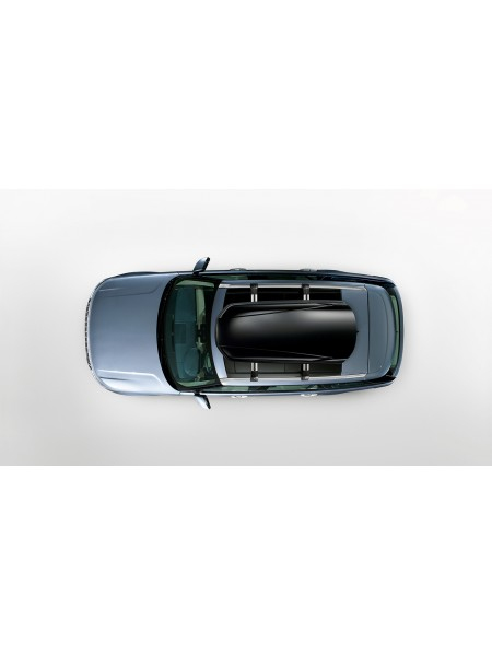 Багажный бокс на крышу 410L для Land Rover Discovery 5 2017